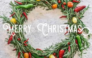 Καλά Χριστούγεννα απο τη Nature's Fresh,lachanagora,λαχαναγορα,χονδρική ,τροφοδοσία,horeca,nature's fresh