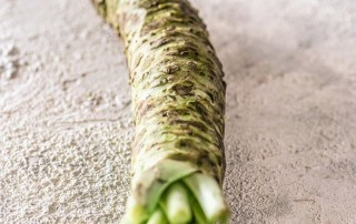 Ρίζα Ουασάμπι,Wassabi root,nature's fresh,horeca,χονδρική,τροφοδοσία
